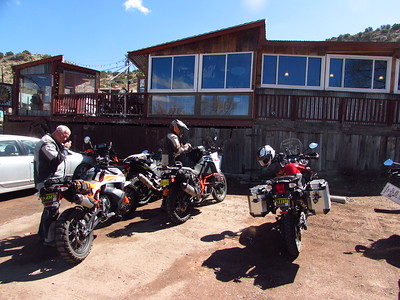 East Mountains-Madrid Lunch AT Ride  3-9-19