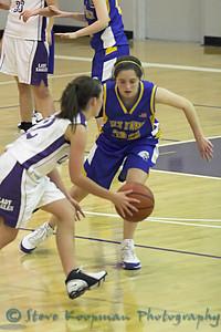 2008-09 Holy Family vs Lanesville 8th