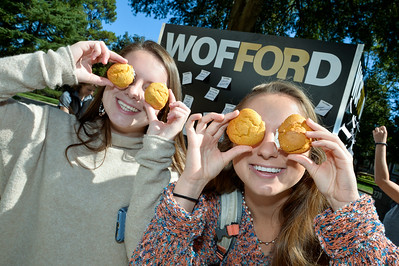 ForWofford Campaign Kickoff @Seal