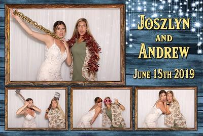 Joszlyn And Andrew's Wedding