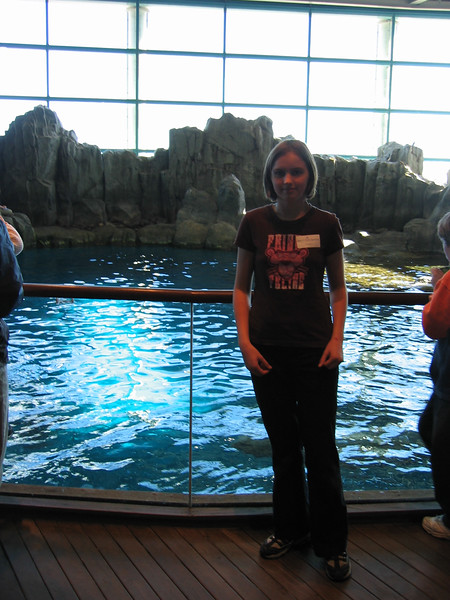 Michaela's 14th Birthday at Shedd Aquarium