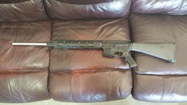 Flattop AR15