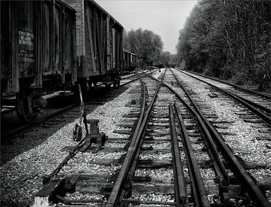 Railway in Hombourg