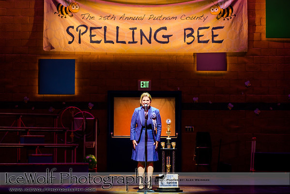 """25th Annual Putnam County Spelling Bee"" Invited Dress Photos"