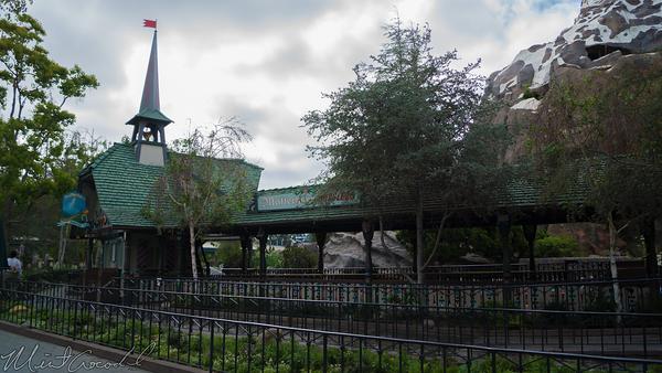 Disneyland Resort, Disneyland, Fantasyland, Matterhorn, Bobsleds, FastPass, Fast, Pass, Mobile, Device