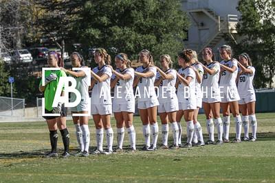 2015 Cal Poly Women's Soccer vs Fullerton