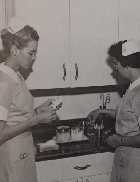 Nursing historical pictures