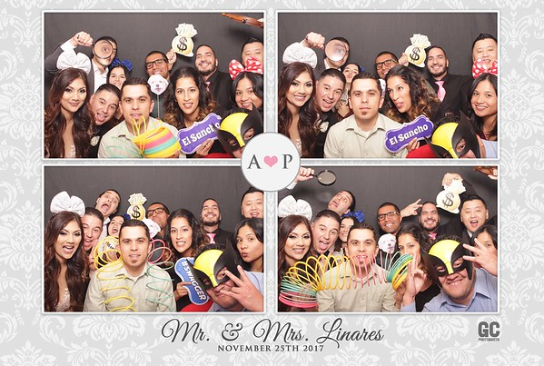 11-25-2017 Mr. & Mrs. Linares