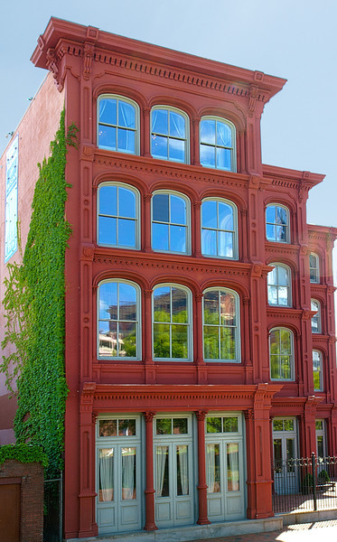 Baltimore  tall red house-.jpg