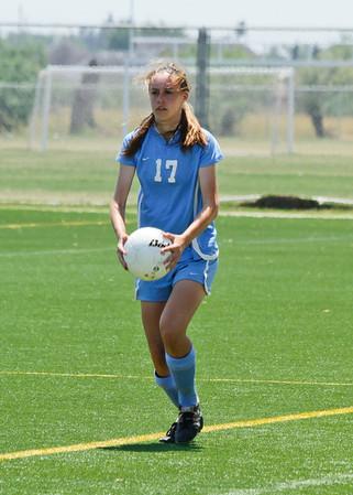 MacArthur vs Johnson Region IV 5A Girls Soccer Final