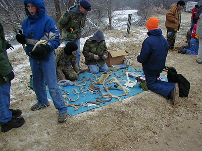 Trappers' Rendezvous January 2002