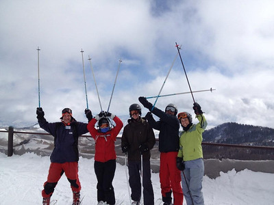 Cavalier Travels: Park City Ski Weekend 2012