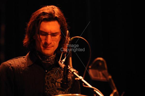 Clogs.. Big Ears Music Festival 2010.