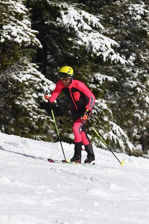 Wyeast Ski Mountaineering Race March 8, 2020