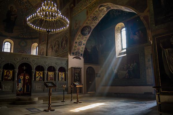 Mtskheta and David Gareja Monasteries