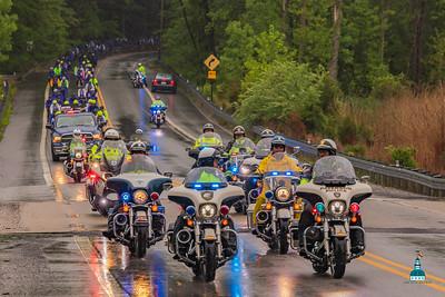 2019 Police Unity  Tour Annapolis to DC Leg