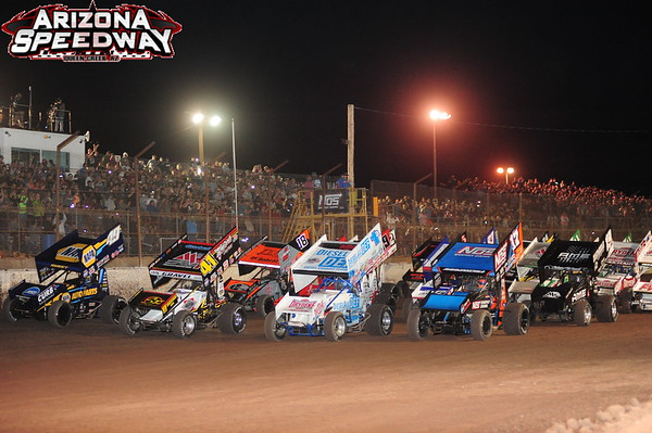 AZSW WORLD OF OUTLAWS 4-6-2019
