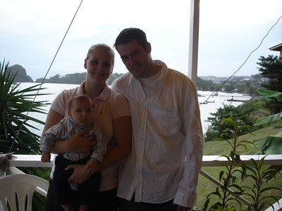 Sachs Family in St Vincent