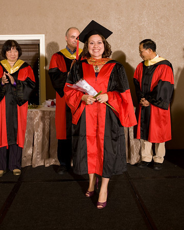 Graduation - Chaminade Dec 2009 - Diploma