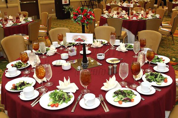 Shaw Alumni Banquet 10-10