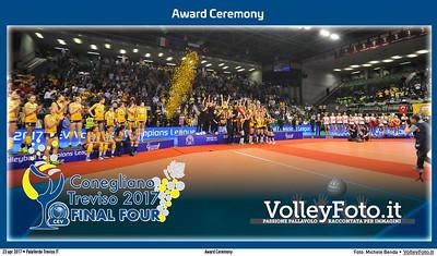 «Award Ceremony» #CLF4Treviso
