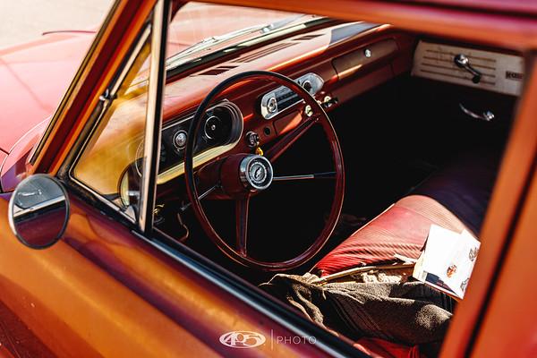 Paul Walker's 1963 Chevy Nova Wagon - Barret-Jackson, Scottsdale AZ 2020