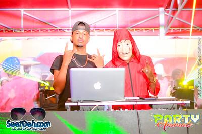 Party Animals Carnival Soca VS Dancehall
