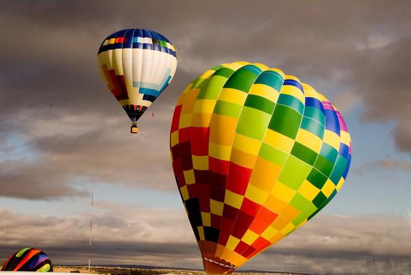Albuquerque 2009 Balloon Fiesta