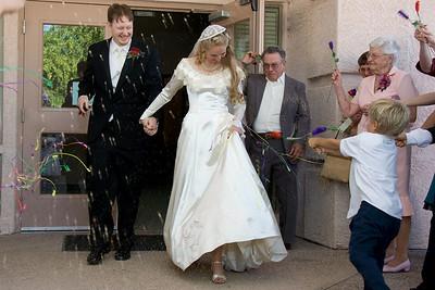 Henson (Barnett) Wedding