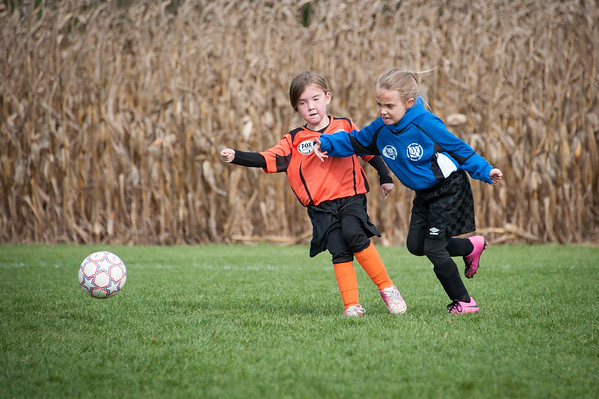 Muncy vs. Jersey Shore U8 Soccer