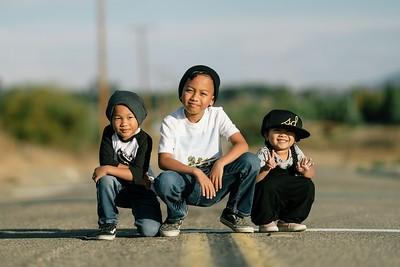 Family - Hingada Kids 2019
