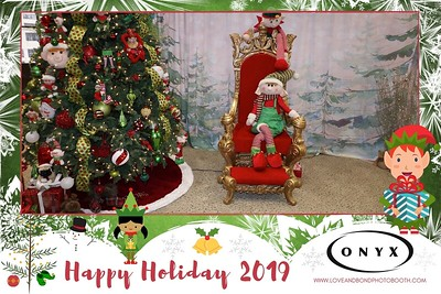 Onys Holiday Party