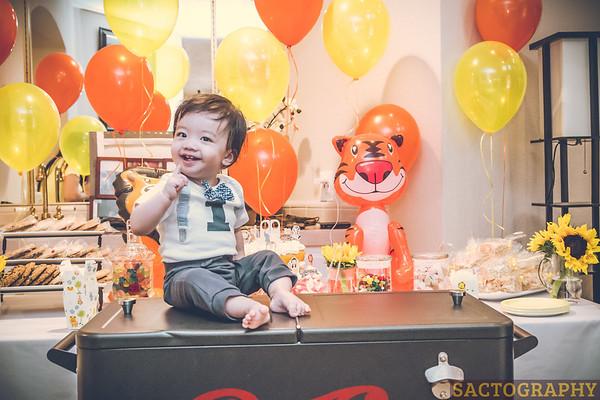 2016.10.15 - Nicholas' 1st Birthday