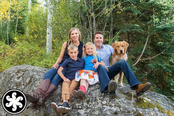 Edwards Family Photos - Lake Creek - Larson