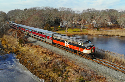 Mass Coastal Cape Cod Scenic and Dinner Trains