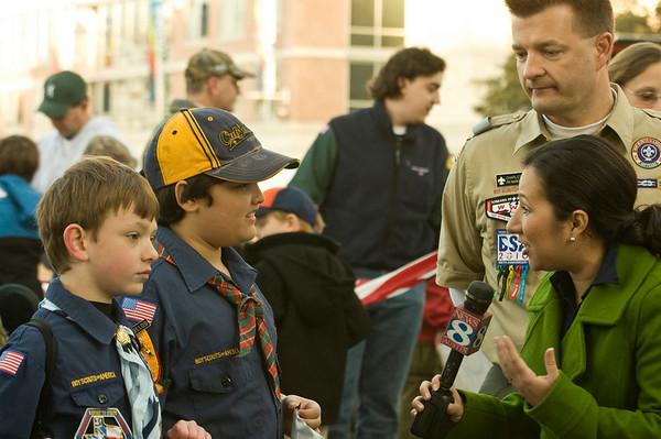 Boy Scout Parade
