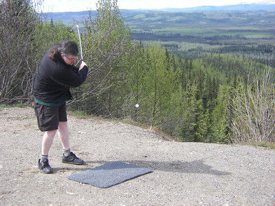 2006 - Day 13 - Whitehorse to Dawson City