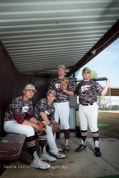 Coleman Senior Baseball