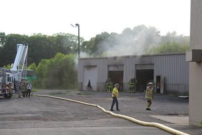 Structure Fire - 231 Shunpike Rd, Cromwell, CT - 5/22/19