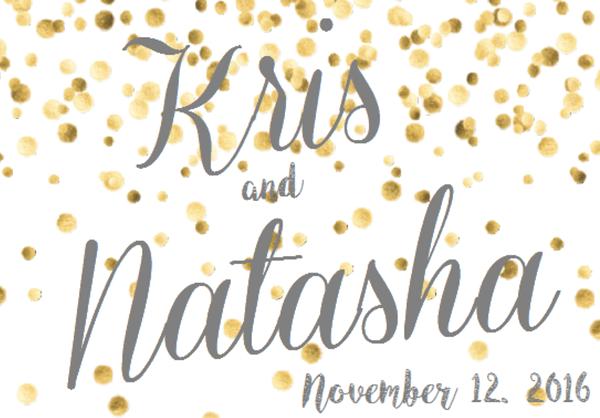 Natasha + Kris