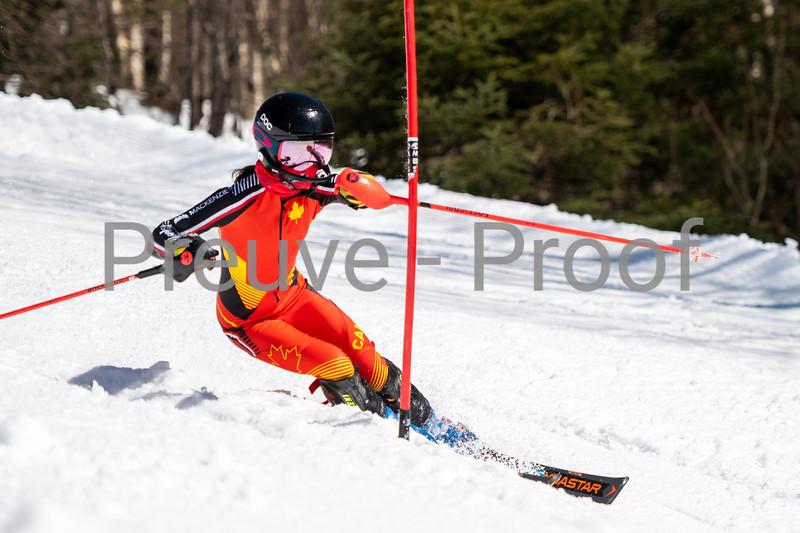 2021-03-21 Club De Ski U14 (Erik Guay)