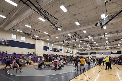 Wrestling Under the Lights 2016