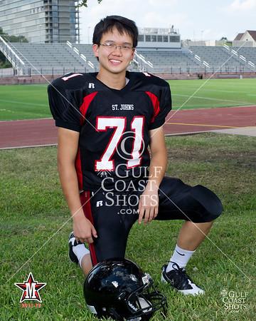 2011 SJS Football Portraits - 8th