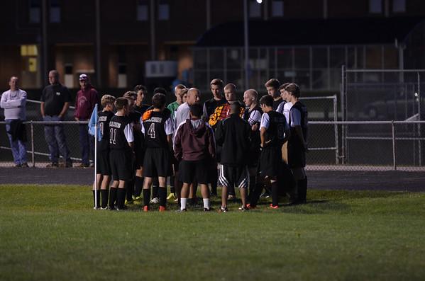 WMHS Boys Varsity soccer vs Westminster 9_26_14