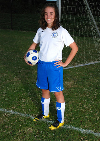 Jeff Parker Girls Soccer