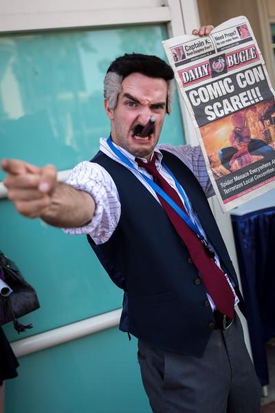 2016 San Diego Comic Con - Cosplay