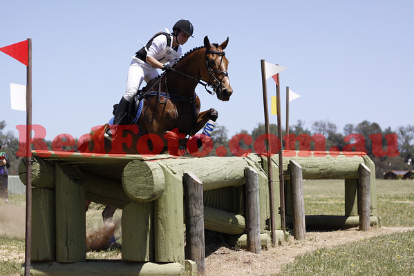 2009 10 18 Brooker Swan River Horse Trials Cross Country CIC_2_Star