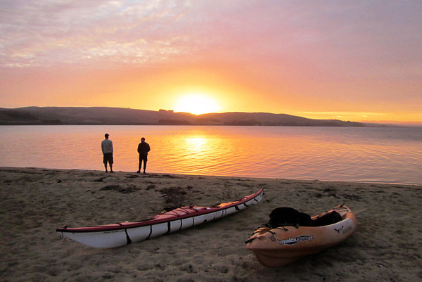 Tomales Bay: Oct 20-21, 2012