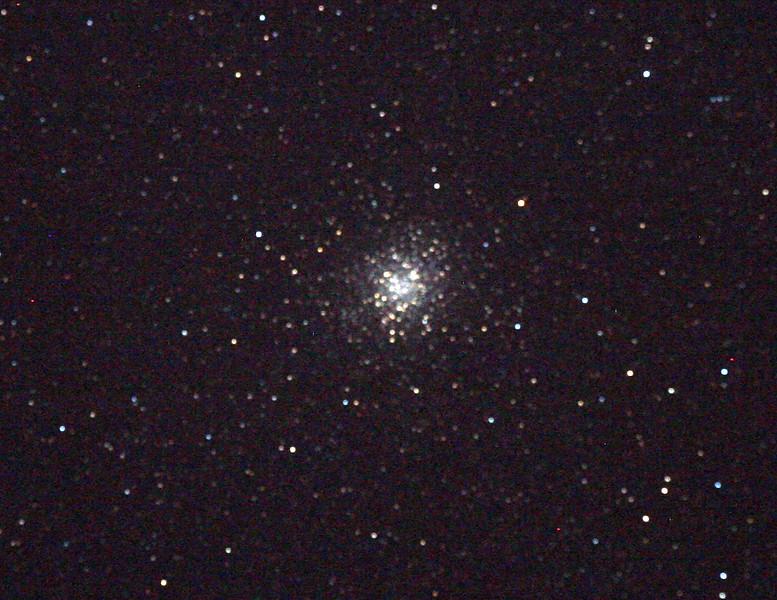 Messier M22 - NGC 6656 - Globular Cluster 25/09/2010 (Processed)