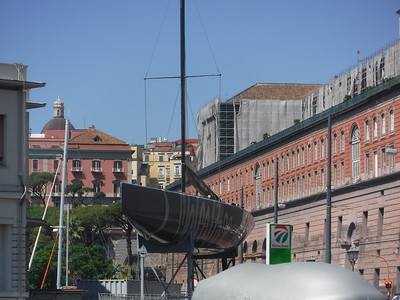 Day 32 - Positano to Naples